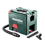 Metabo AS 18 L PC Metabo AS 18 L PC 18V L-Class Vacuum Cleaner - Body
