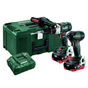 Metabo 685127000 18v Brushless Twinpack (2 x 5.5LIHD Batteries)