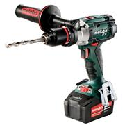Metabo SB18LTX1 18v Combi Drill with 1 x 4Ah Battery, Charger and Case
