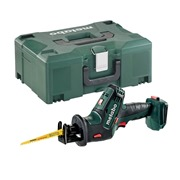 Metabo SSE 18 LTX Metabo SSE 18 LTX 18V Compact Sabre Saw - Body in Case