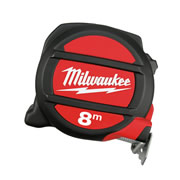 Milwaukee 48225308 Milwaukee 8m Tape Measure (Metric Only)
