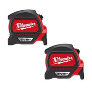 Milwaukee 48227216PK2 Milwaukee GEN2 5m/16ft Magnetic Tape Measure Twinpack