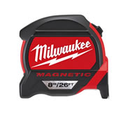 Milwaukee 48227225 Milwaukee GEN2 8m/26ft Magnetic Tape Measure