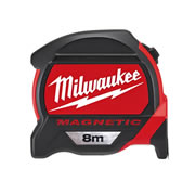 Milwaukee 48227308 GEN2 8m Magnetic Tape Measure (Metric Only)