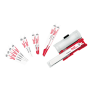 Milwaukee 49221129 12 Piece Sawzall Blade Set