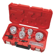 Milwaukee 49224102 Milwaukee Hole Dozer 17 Piece Holesaw Set