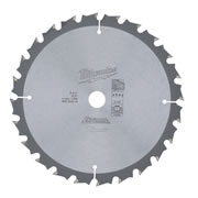 Milwaukee 4932352313 Milwaukee 165mm 24 Tooth Circular Saw Blade
