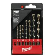 Milwaukee 4932352337 Concrete Super Drill Set - 7pcs