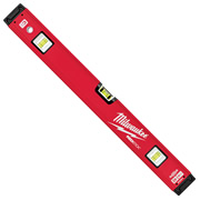 Milwaukee 4932459063 Milwaukee Redstick™ Backbone Magnetic Box Level 600mm