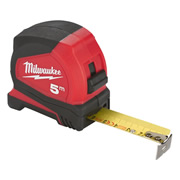 Milwaukee 4932459595 Milwaukee 5m Pro Compact Tape Measure C5-16/25