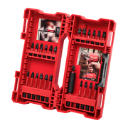Milwaukee 4932464169 Milwaukee 24 Piece Shockwave Impact Screwdriver Bit Set