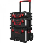 Milwaukee 4932464244 Milwaukee Pack Out 3 Piece Toolbox Set