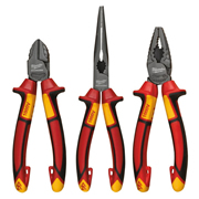 Milwaukee 4932464575 VDE 3 Piece Plier Set