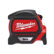 Milwaukee 4932464599 Magnetic Tape Measure 5m Metric