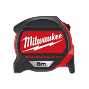 Milwaukee 4932464600 Magnetic Tape Measure 8m Metric