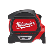 Milwaukee 4932464602 Magnetic Tape Measure 5m/16ft