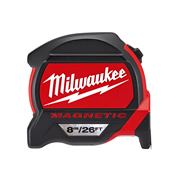 Milwaukee 4932464603 Magnetic Tape Measure 8m/26ft