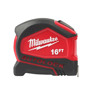 Milwaukee 4932464663 Tape Measure Autolock 5m Metric