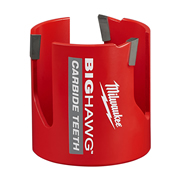 Milwaukee 4932464928 Milwaukee BIG HAWG Multimaterial Holesaw - 65mm