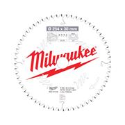 Milwaukee 4932471320 Milwaukee 254mm 60T Wood Cutting Mitre Saw Blade