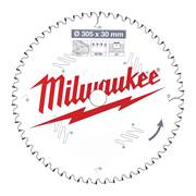 Milwaukee 4932471321 Milwaukee 305mm 60T Wood Cutting Mitre Saw Blade