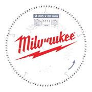 Milwaukee 4932471322 Milwaukee 305mm 100T Wood Cutting Mitre Saw Blade