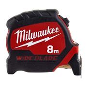 Milwaukee  Milwaukee Premium Wide Blade Tape Measure 8m/26ft