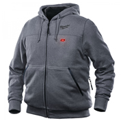Milwaukee M12 HH GREY3 M12™ Grey Heated Hoodie