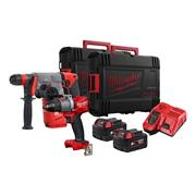 Milwaukee M18FPP2V2-602X Milwaukee M18FPP2V2-602X 18V FUEL Twin Pack with 2x 6Ah Batteries,Charger and 2 Cases