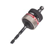 Milwaukee 49567210 Holesaw Arbor 14-30mm with Quick Release