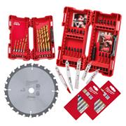 Milwaukee 6PCACCKIT Accessory Pack for Large Kits