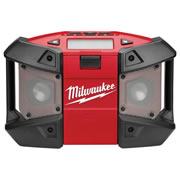 Milwaukee C12JSR0 Milwaukee 12V Li-ion Cordless Radio
