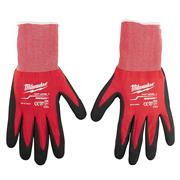 Milwaukee DGLOVESCUT1 Cut-Resistant Dipped Gloves - Cut Level 1