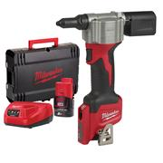 Milwaukee M12BPRT201X M12 Sub Compact Rivet Tool - Kit