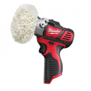 Milwaukee M12BPS-0 12v Li-ion Compact Polisher/Sander - Body