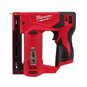 Milwaukee 4933459634 Milwaukee M12 Cordless Brushed Crown Stapler (Body)