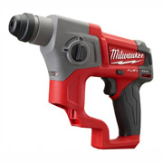 Milwaukee M12CH-0 12v M12 FUEL Brushless SDS+ Drill - Body