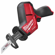 Milwaukee M12 CHZ-0 Milwaukee 12v FUEL Brushless Compact Hackzalll (Body)