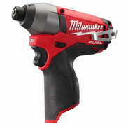 Milwaukee M12 CID-0 Milwaukee 12V Fuel Lithium-ion Brushless Impact Driver (Body)