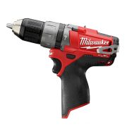 Milwaukee 4933440380 M12 FUEL Compact 2-Speed Hammer Drill Driver (Body)