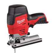 Milwaukee M12 JS-0 Milwaukee 12V Li-ion Cordless Jigsaw