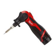 Milwaukee M12SI-201C M12 12v Sub Compact Soldering Iron Kit