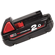 Milwaukee M18B4 Milwaukee 18V Red-Lithium 2.0Ah Lithium-ion Battery