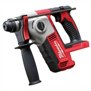 Milwaukee M18BH0 18v RED Li-ion SDS+ Drill - Body