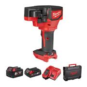 Milwaukee M18 BLTRC-522X Milwaukee M18 BLTRC-522X 18V Brushless Threaded Rod Cutter - 1x2Ah & 1x 5Ah Batteries Charger & Case