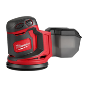 Milwaukee M18 BOS125 M18 125mm Random Orbit Sander - Body
