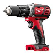 Milwaukee M18BPD-0 Milwaukee 18v RED Li-ion Hammer Drill Driver - Body Only