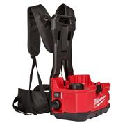 Milwaukee M18 BPFPH M18 Back Pack Fluid Pump Harness - 1 x 4Ah