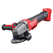 Milwaukee M18CAG115XPDB-0 Milwaukee 18v Brushless Fuel Grinder - Body Only