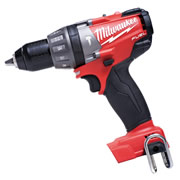 Milwaukee M18CPD-0 Milwaukee 18v Li-ion Fuel Brushless Hammer Drill Driver - Body Only